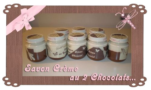 Savon creme 2 chocolats copie