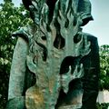Sculpture parisienne.