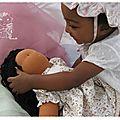 Be positif : élever un enfant à la peau couleur chocolat en france #1
