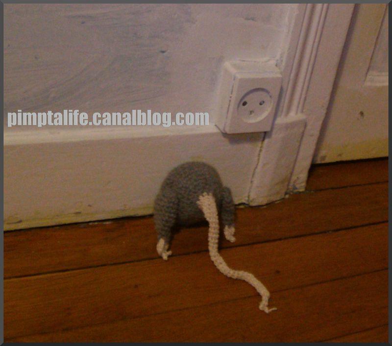 pimp ta life mouse
