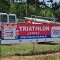 1er triathlon de layrac