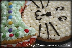 Gâteau lapin1