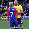 Les buts watford vs crystal palace résumé (1-1)