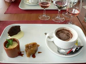 Chocolat gourmand, Sandy, Center Park dans l'Aisne.