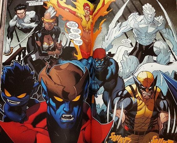 marvel deluxe amazing x-men 01 à la recherche de diablo b