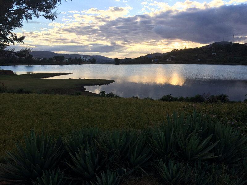 Le lac de Betafo