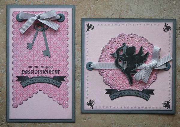 ensemble cartes St Valentin SALC