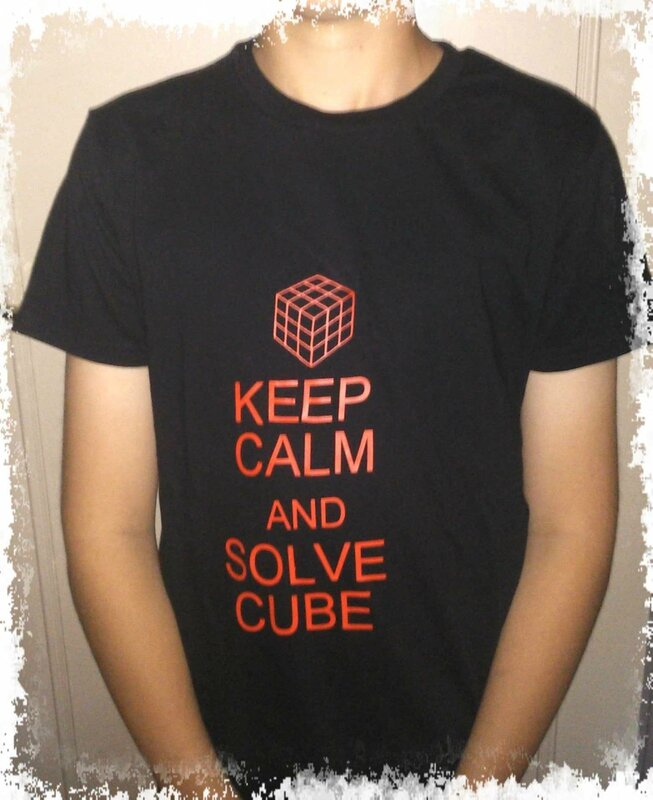 solve cube