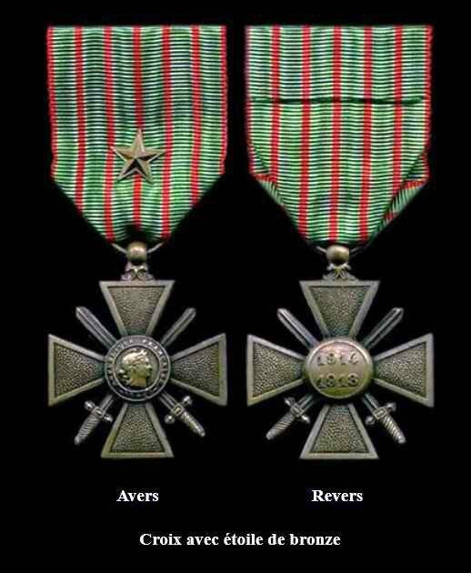 Croix de guerre5