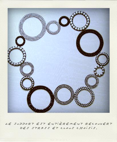 Décoration - Tuto Miroir Strass - Bricolage - Little Curiosité (3)