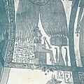 Fouilles en egypte