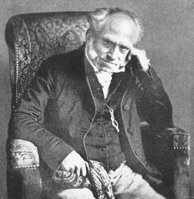 Schopenhauer fauteuil