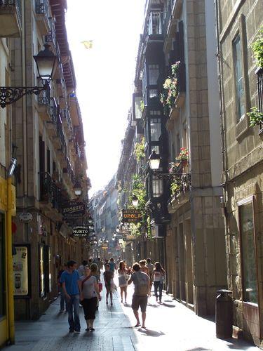 Donostia-Casco Viejo