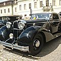 Maybach ds8 zeppelin cabriolet 1931