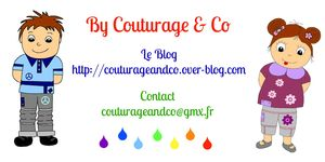 Carte de Visite By Couturage & Co