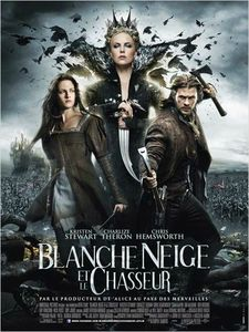 Blanche Neige et le Chasseur