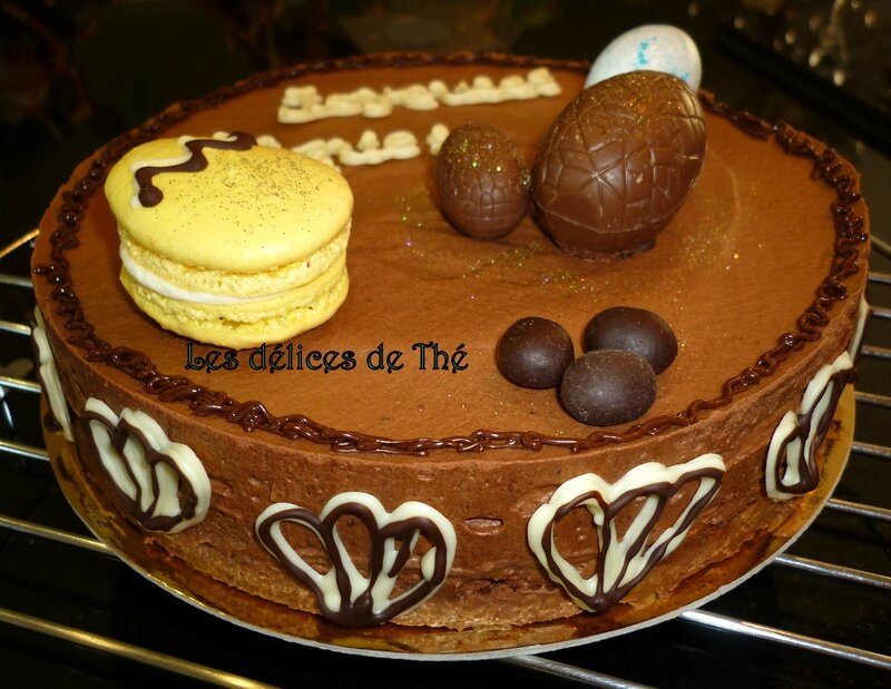 Croustillant mousse chocolat (3)