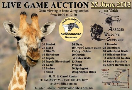 Game auction