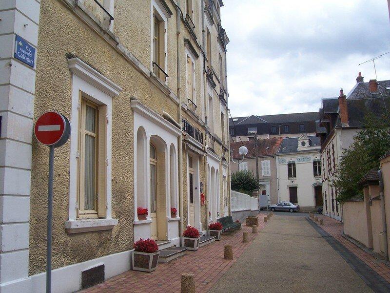 Rue Arnould Galopin