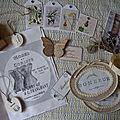 ab) Trocs entre copinautes, cadeaux reçus...année 2010-2011