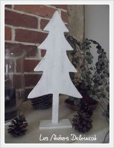 deco sapin couleur