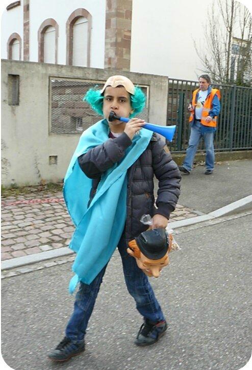 Quartier Drouot - Carnaval 37