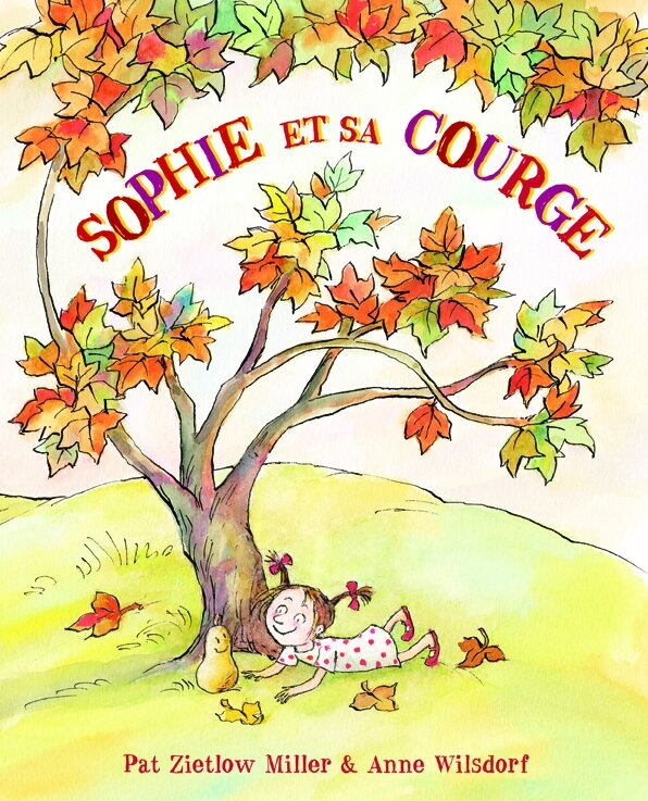 sophie et sa courge cover