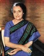 Indira Gandhy