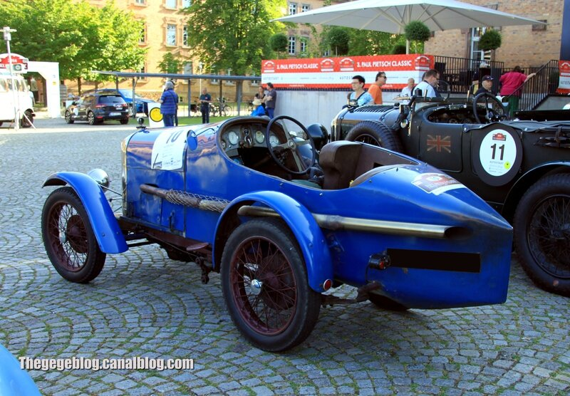 Rally type AZ de 1924 (Paul Pietsch Classic 2014) 02