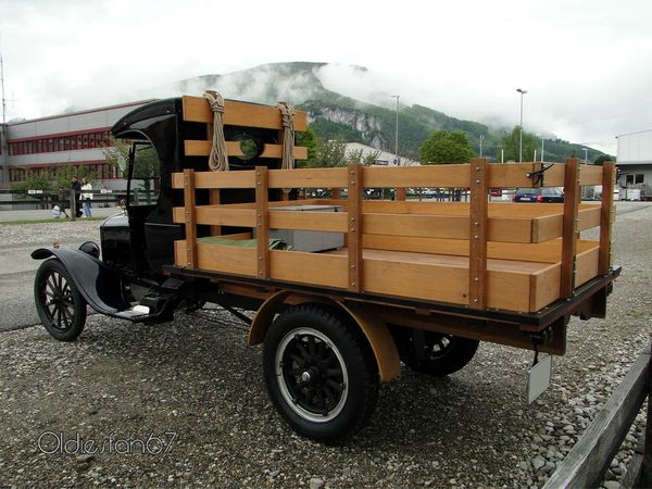 ford model t truck des annees 20 b