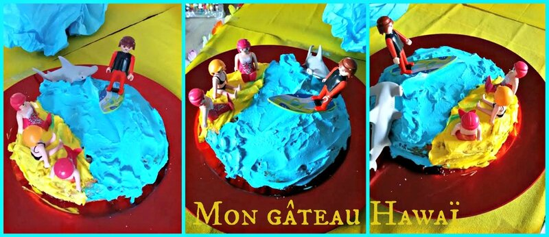 gateau-theme-hawaii