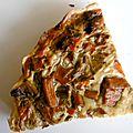 Fourzytout crevettes poireaux et carottes confites a la sauce soja (oué j'trouve que mon titre il fait grand resto la!)