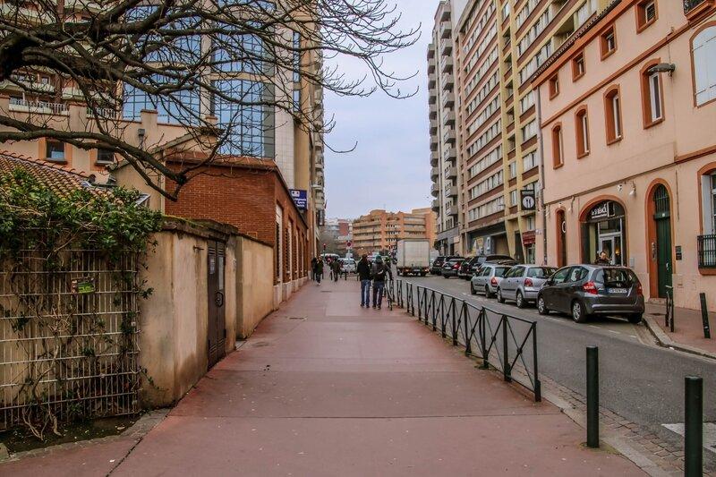 Rue du Pont Montaudran