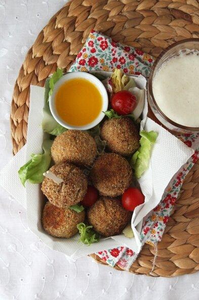 recette de croquette de poisson 001 LE MIAM MIAM BLOG