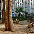Rue Jacob et rue de Seine.