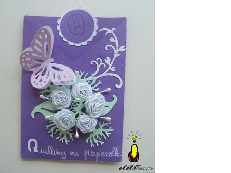 ATC_intercalaire_rose_en_quilling
