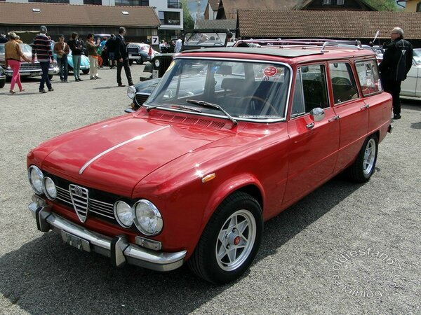 alfa romeo giulia super promiscua break 1972 1977 3