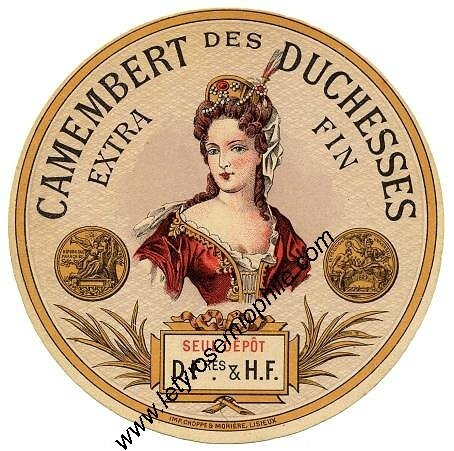 camembert des duchesses