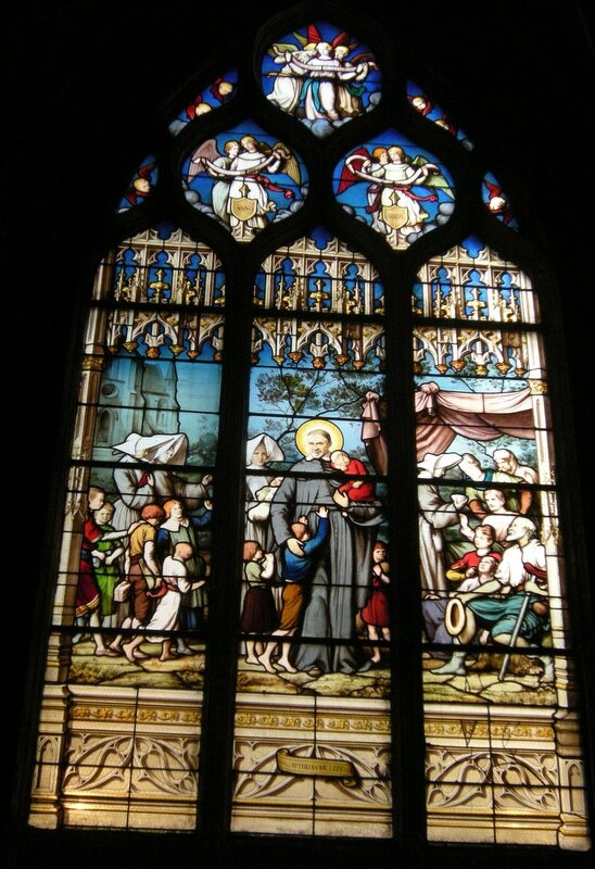 paris st severin 58