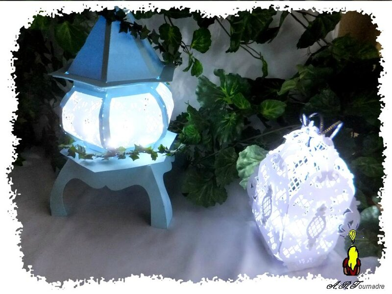 ART 2014 07 lampion et lanterne