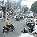 rue à Saïgon