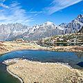 014 Les Ecrins ; Lacs de Pétarel