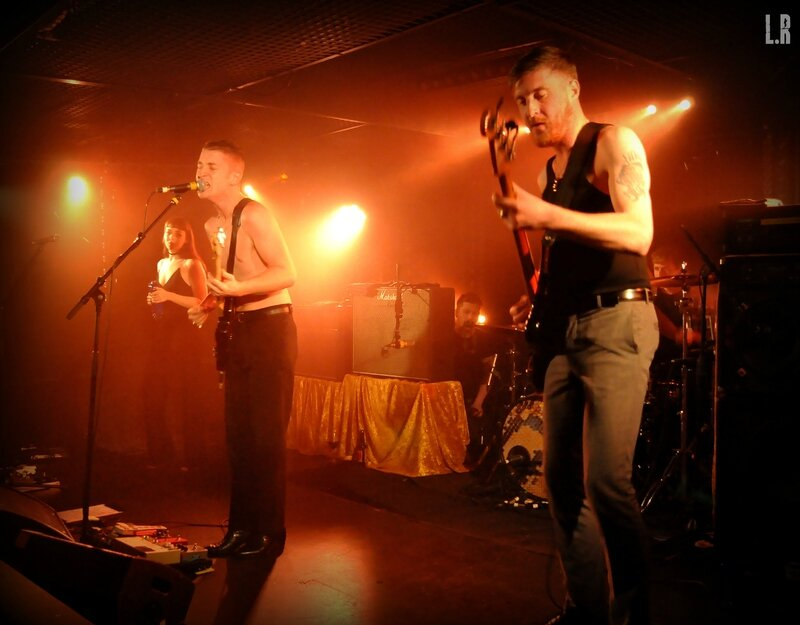 The Amazing Snakeheads (2)