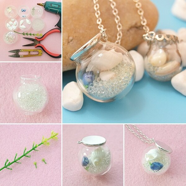 600-Easy-Pandahall-Tutorial---How-to-Make-Crystal-Glass-Ball-Pendant-Necklace