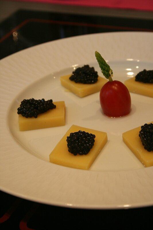 Caviar sturia 1 - Minouchka 14