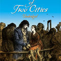 A tale of two cities ; charles dickens