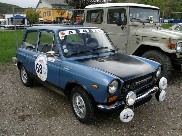 autobianchi a112 abarth 70hp 1975 1