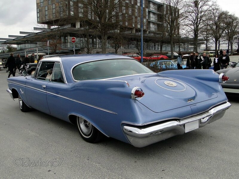 imperial southampton hardtop coupe 1960 b