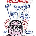 Les pouvoirs extraordinaires du president hollande.