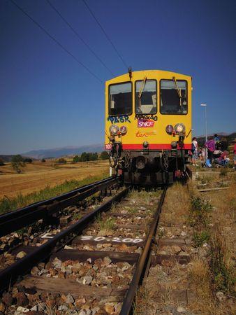 Ti train jaune 110